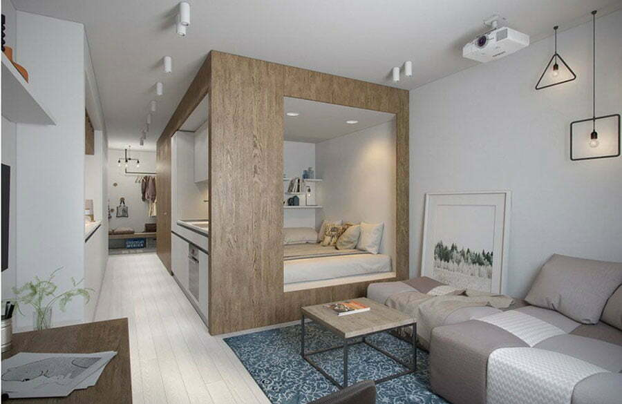 Мал да удал: как выжать максимум из маленькой квартиры?