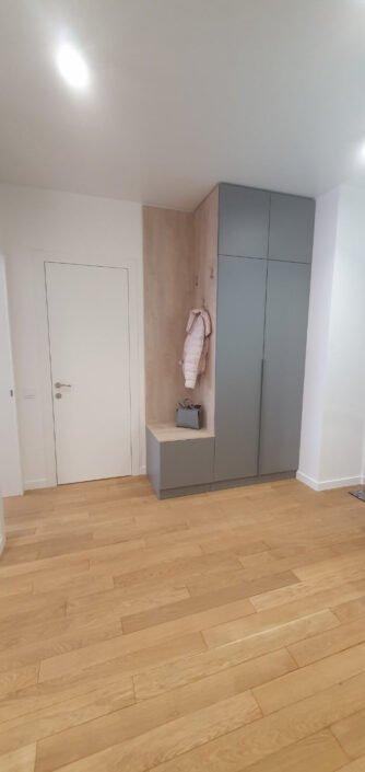 Ремонт двухкомнатной квартиры в панельном доме