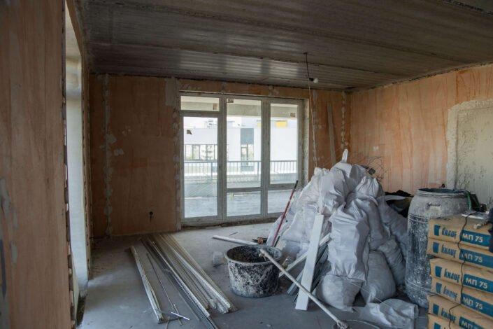 ремонт квартиры в ЖК липинка 2