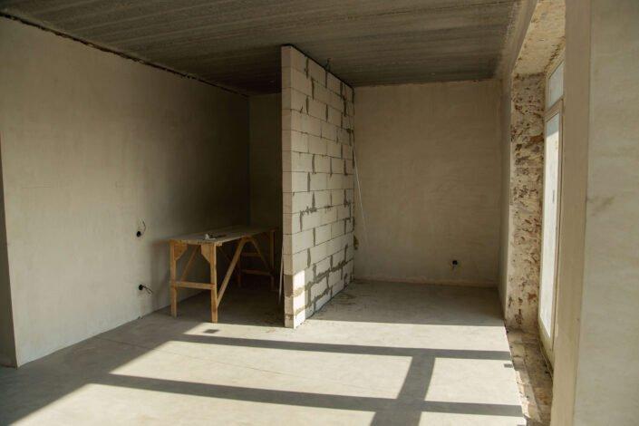 фото Начальная стадия ремонта квартиры
