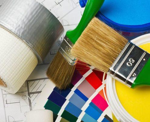 Какие материалы использовать при ремонте квартиры?