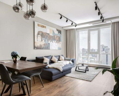 ремонт квартиры в Киеве в ЖК Chicago Central House