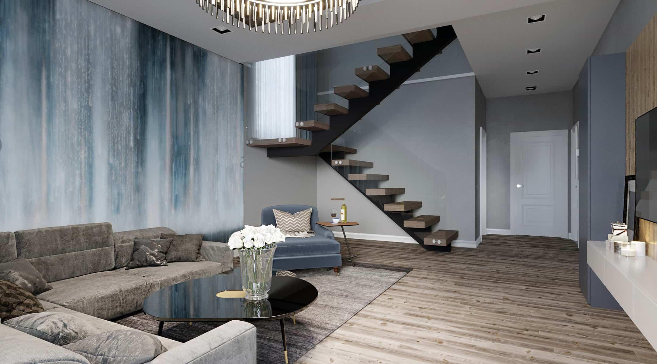 Фото дизайна интерьера дома