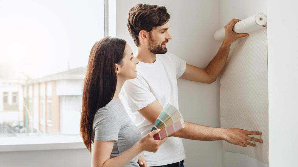 Как рассчитать обои на комнату: правильный ремонт без лишних затрат