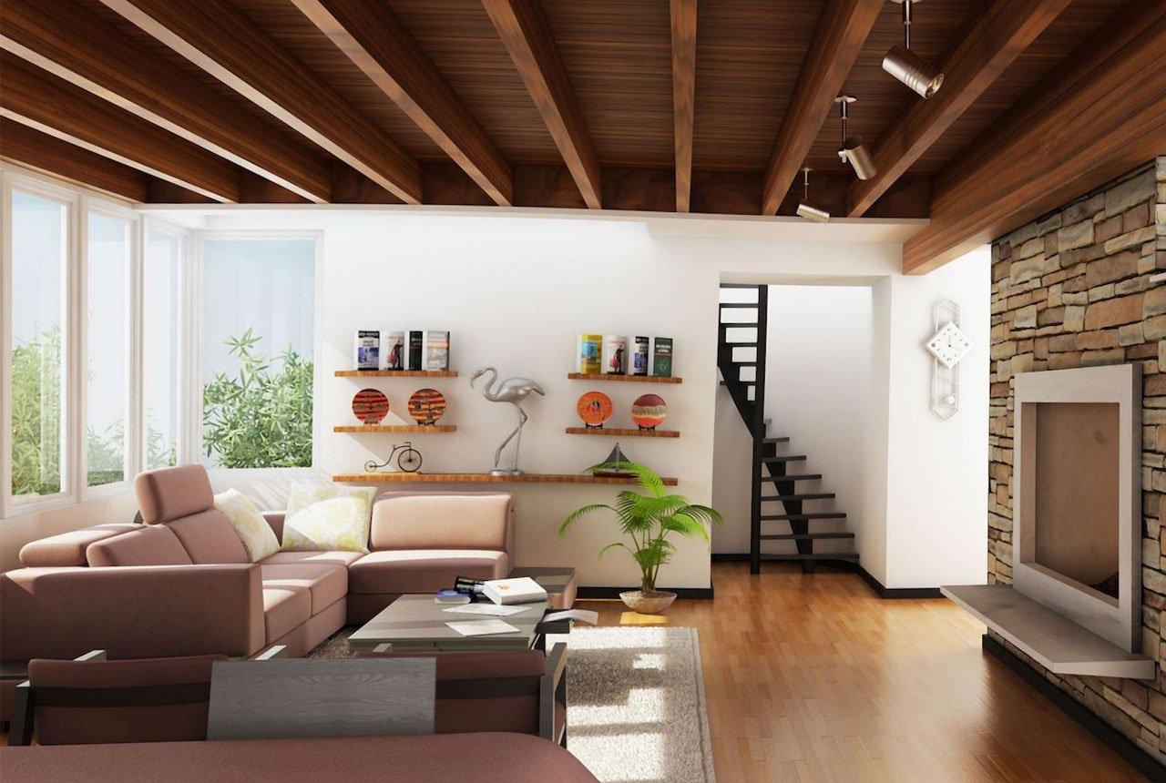 Идея дизайна квартиры, фото