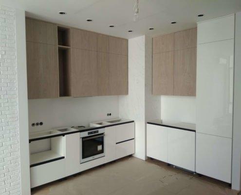 Капитальный ремонт квартиры под заказ