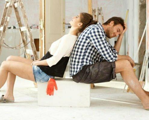 Подготовка к ремонту: Как дойти до конца и «выжить»?