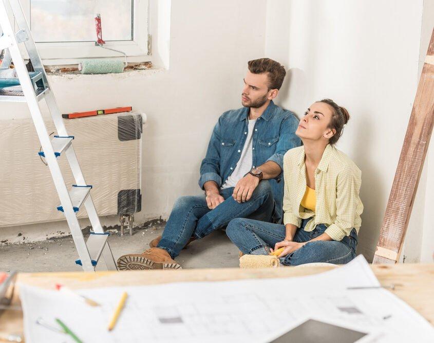 Из чего состоит комплексный ремонт квартиры