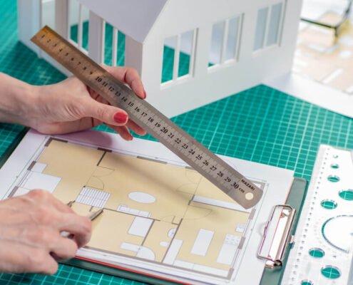 Отличие комплексного ремонта квартиры