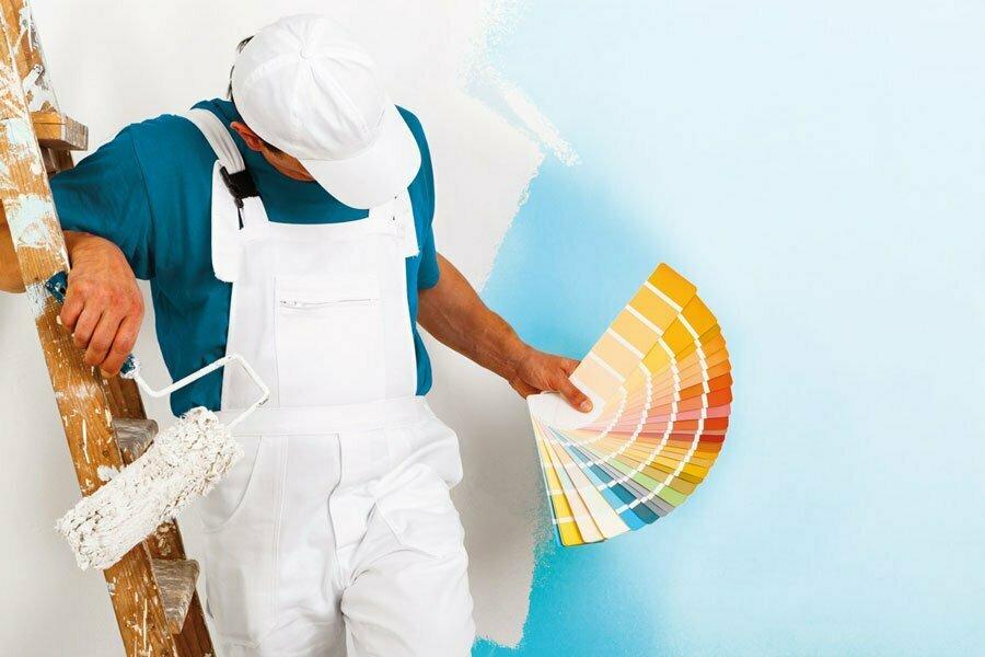 Как правильно выбрать краску для стен?