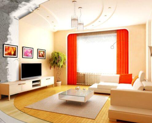 Какой нужен ремонт вашей квартире