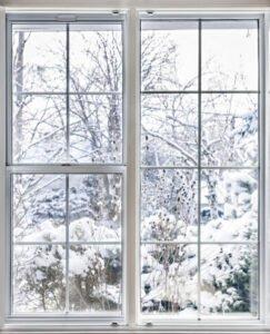 Как установить окна ПВХ зимой