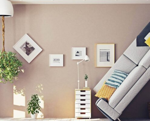 Ошибки дизайна квартиры