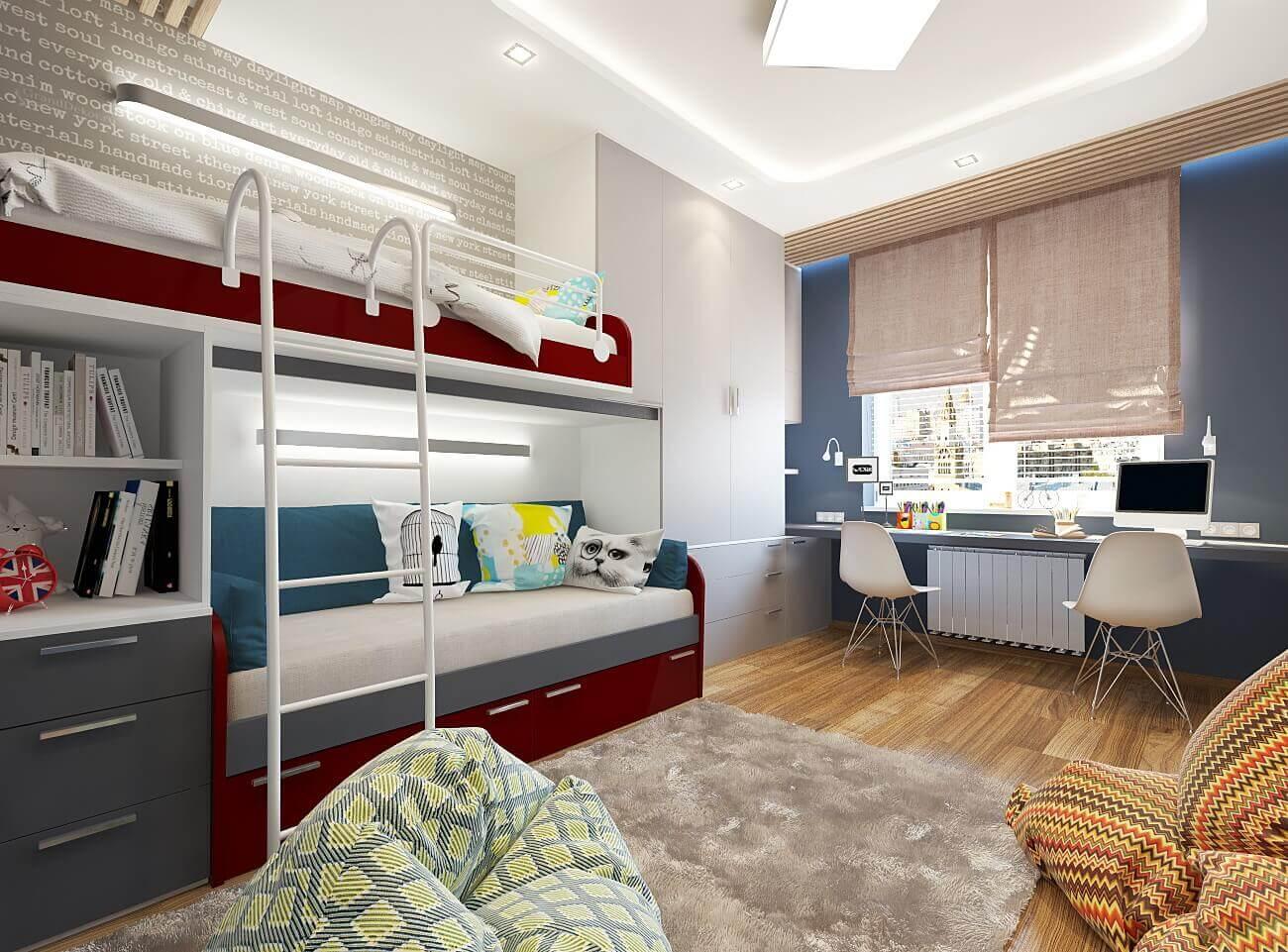 Удобная однокомнатная квартира для двоих