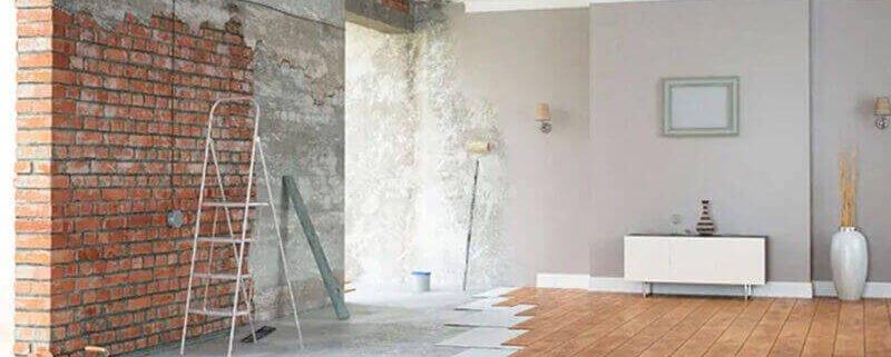 Поэтапный ремонт квартиры вторичка
