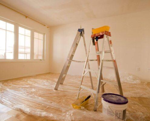 Порядок ремонтных работ в новой квартире