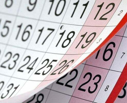 Ремонтный календарь на год: Что делать в январе, что в июле