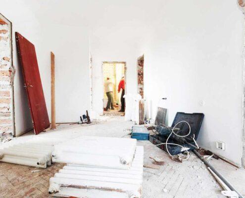 Ремонт квартиры вторичное жилье