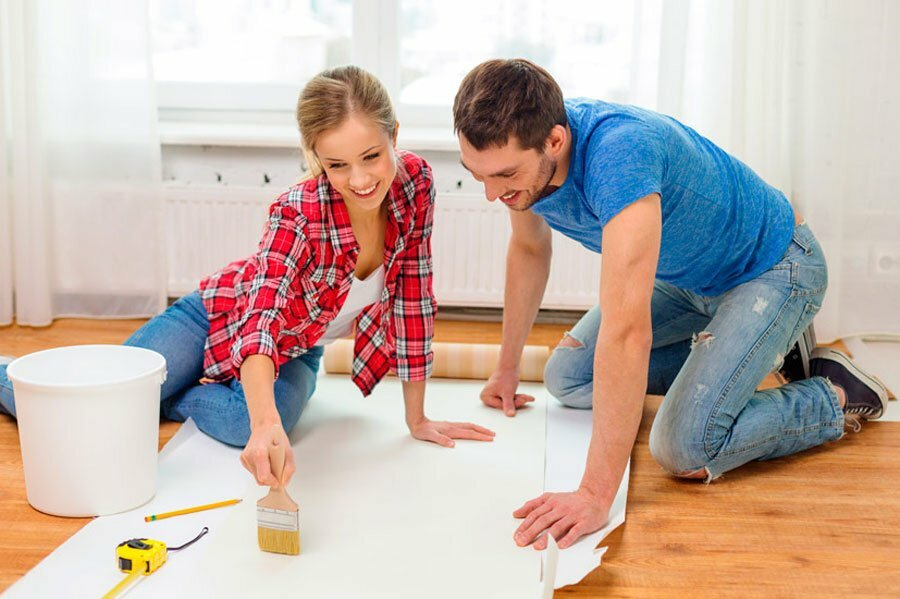 С чего начать ремонт комнаты: главное – четкий план!