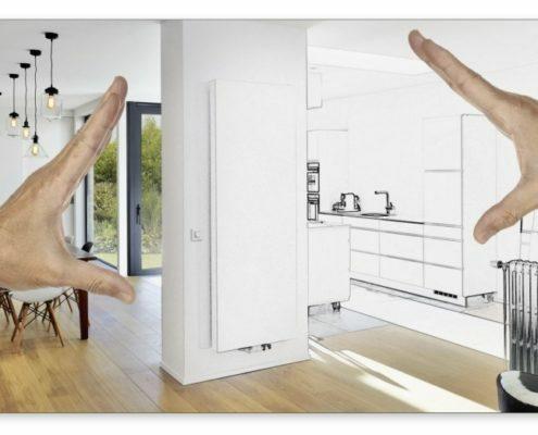 Ремонт каждой комнаты в многоэтажном доме