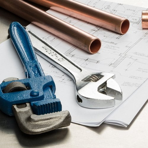 Монтаж водопровода, канализации и отопления