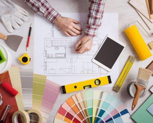 Правильное составление сметы на ремонт квартиры