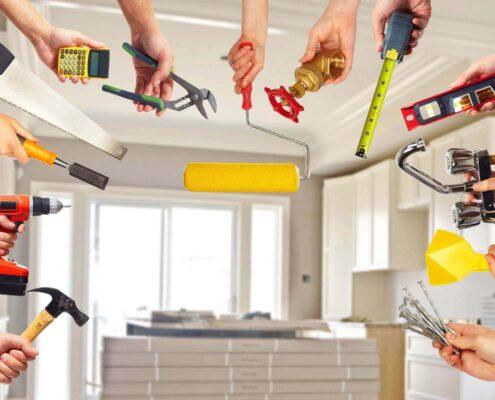 Что такое комплексный ремонт